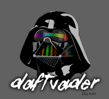 Daft Vader by TechTheNoob