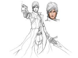 Dante coming soon by thegameworld