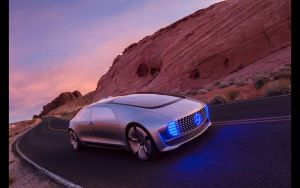 2015 Mercedes-Benz F 015 Luxury in Motion by ThexRealxBanks