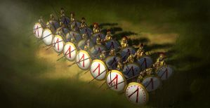 Phalanx by LordGood