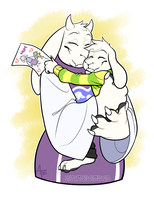 Happy Mother's Day by AdriOfTheDead