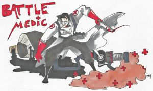 BattleMedic+ by BlindTank