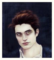 Twilight: Edward Cullen by traumtaenzer