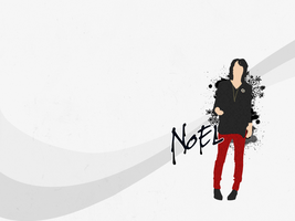 Noel Fielding Wallpaper 2 by Alexx-x3