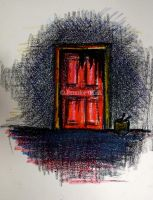 I See a Red Door by JenniferTheFirst