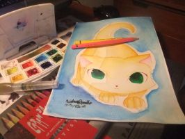TARECO-Watercolor_DEMO by Aiko-Hirocho