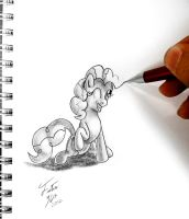 Drawn To Life_Pinkie by Tsitra360