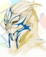 Ivan Vargus (GIFT ART/NOT MY ART) by CrazyIvan93