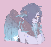 gay bird.png by catsparkles
