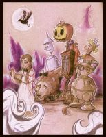 Return to Oz by oGuttermoutho