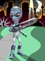 DESTROY ALL HUMANS by iReap
