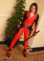 Lady Deadpool 1 by Insane-Pencil