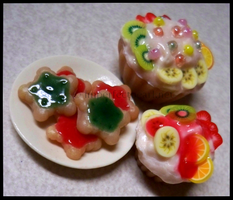 Miniatures: Yummies by ImperfectPearl