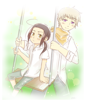 aph-the swing by KENZICHII
