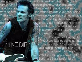 Mike Dirnt Wallpaper by hanri-degraw