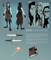 SD AUDITION: Sivis Reference by Garagos