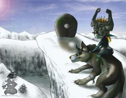 Twilight princess by Japandragon