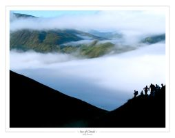 Sea of Clouds II by GVA