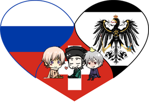 Euler's Admirers Shimeji Heart (RuPru) by LadyAxis