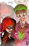 Joker And Harley by harleyquinnxguason