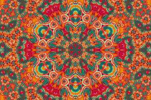 Fractal Flower Of Life by jackthetab