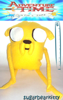 Jake- Adventure Time by sugarbearkitty