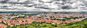 Prague Panarama 2 by spr33