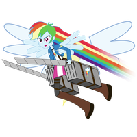 Wonderscout Rainbow Dash (Revisited) by Amante56