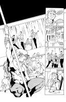 George Harrison Biographical Comic Pg 05 by TheInkPages