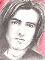 George Harrison by endless-hallway