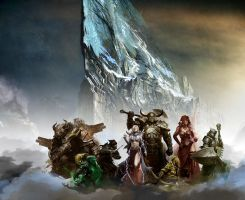 Guild Wars 2 All Professions by FayBycroft