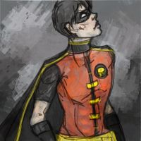 Boy Wonder by Ospreyghost13