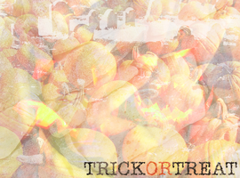Trick or Treat by tiredofart