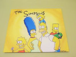 The Simpsons by Haruno10