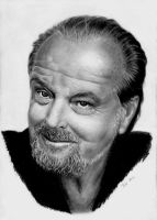 Jack Nicholson by VicaVersion