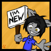 Newbie Nickowolf by nickowolf