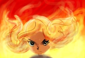 FireStarter Sketch by kross29