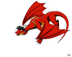 Red Dragon a new beginning (fix) by Tomek1000