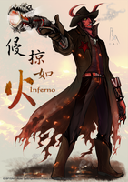 BFISMT-about'Inferno' by moontown0125