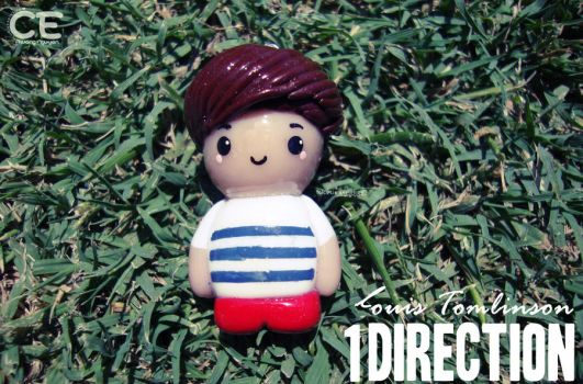 Louis tomlinson one direction pendant by cutieexplosion