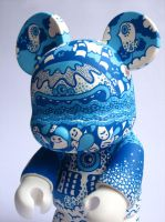 Qee Bear Custom 2 by Tan-Ki