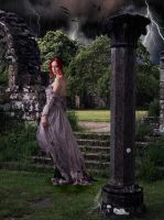 Among the ruins by ReflectiveCreations