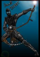 Noob Saibot by MobD