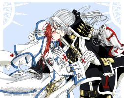 Trinity Blood:Sweet Kiss by Nardhwen