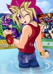 YGO - THE Soapy-Water DUEL by DuelistoftheRose
