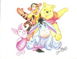 Pooh Pooh by xlostfaith
