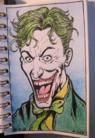 The Joker by mikegee777