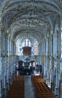 Church in Frederiksborg Castle by TeKNoMaNiaCH