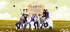 EXO footer by Nhiholic