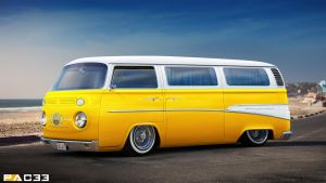 Volkswagen Transporter T2 by pacee